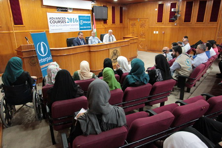 IUG Concluded Rehabilitation of Scholarships